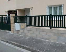 LMB Confort - Saint-Martin-La-Garenne - Clôture Aluminium