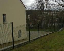 LMB Confort - Saint-Martin-La-Garenne - Clôture grillage